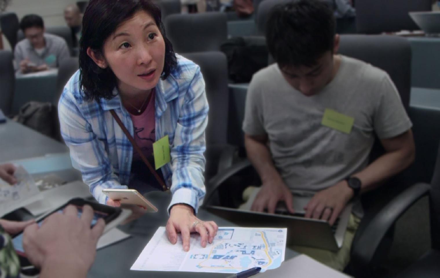 Study Tour:Study Tour Experience 教授と学生のインタビュー