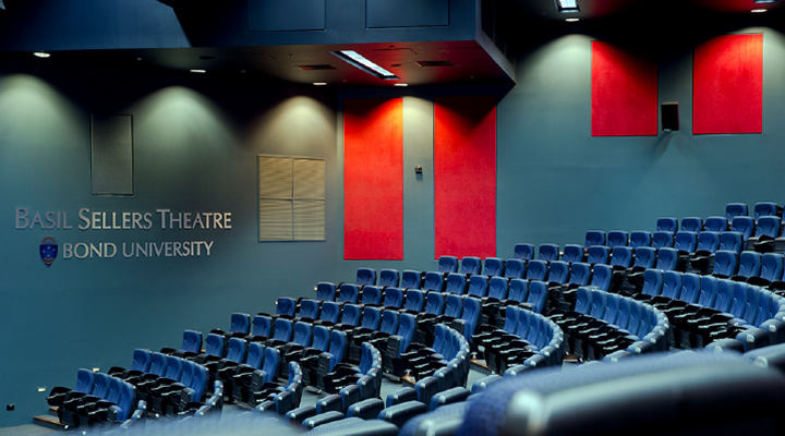 Study Tour:Basil Sellers Theatre