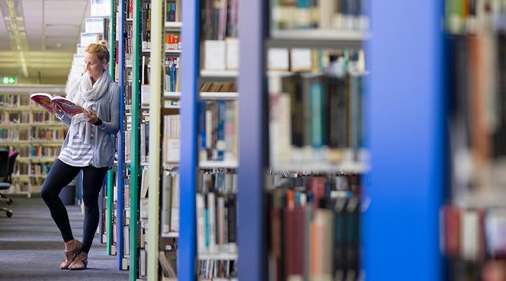 Study Tour:John and Alison Kearney Main Library